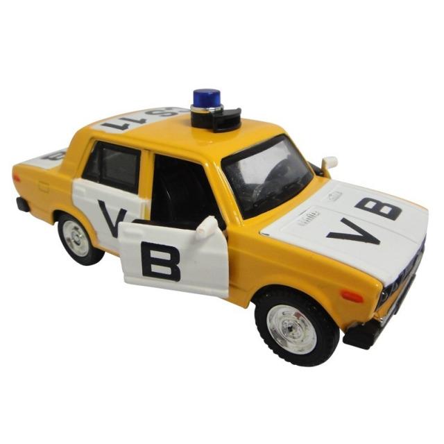 Obrázek produktu Policie VB Lada 2106, zvuk, 1:32