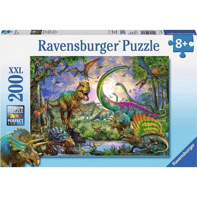 Obrázek produktu Ravensburger 12718 Puzzle V říši gigantů XXL 200 dílků