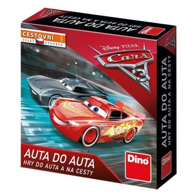 Obrázek produktu Cars 3: Auta do auta cestovní hra, Dino