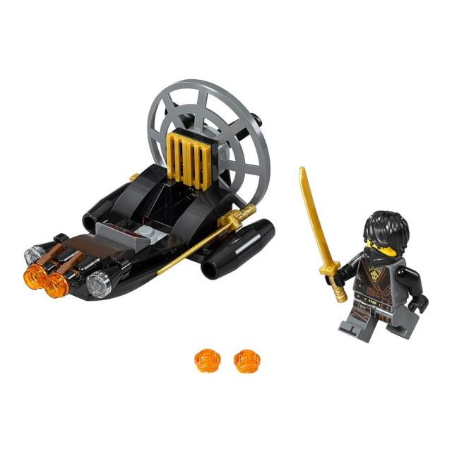 Obrázek produktu LEGO NINJAGO 30426 Tajné bažinové vznášedlo