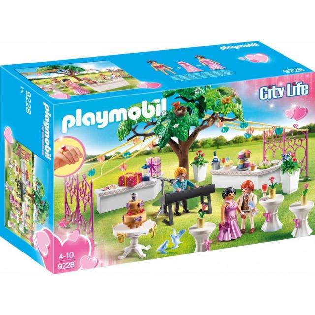 Obrázek produktu Playmobil 9228 Svatební oslava