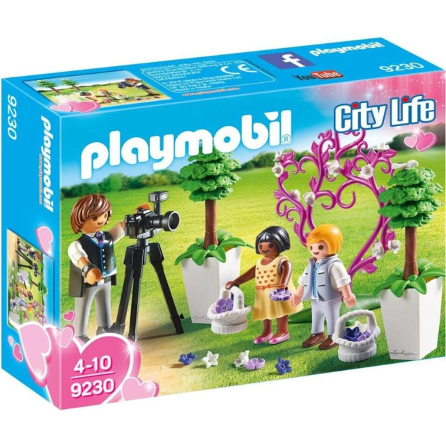 Obrázek produktu Playmobil 9230 Svatební fotograf