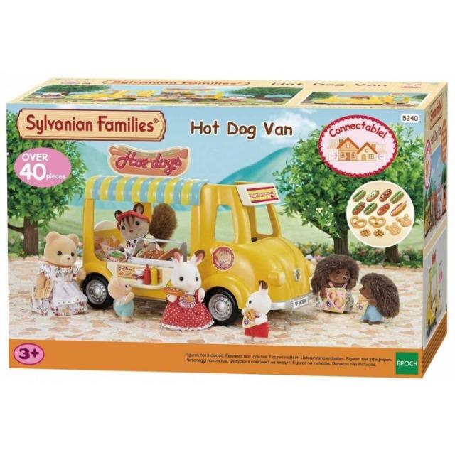 Obrázek produktu Sylvanian Families 5240 Pojízdný obchod s Hot dogy
