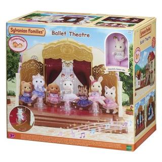 Obrázek 1 produktu Sylvanian Families 5256 Baletní divadlo