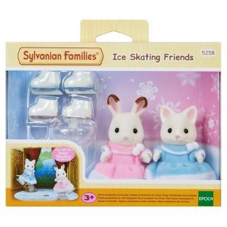 Obrázek 1 produktu Sylvanian Families 5258 Krasobruslařky 2 ks