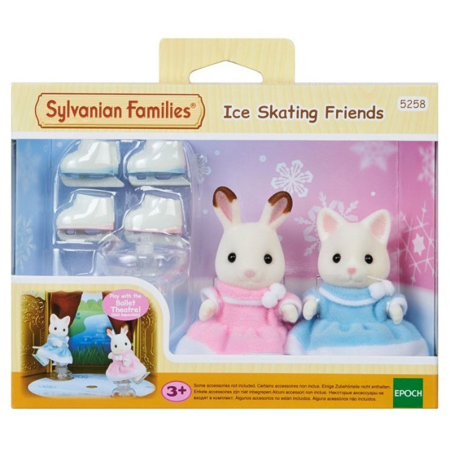 Obrázek produktu Sylvanian Families 5258 Krasobruslařky 2 ks
