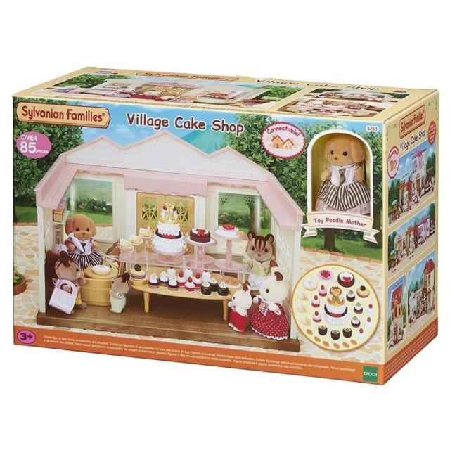 Obrázek produktu Sylvanian Families 5263 Vesnická cukrárna