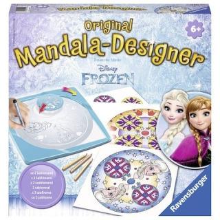 Obrázek 1 produktu Mandala Ledové království střední