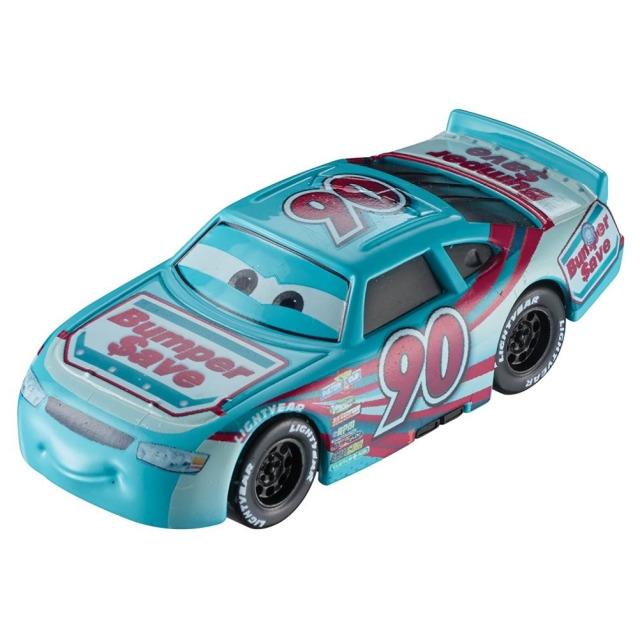 Obrázek produktu Cars 3 Autíčko Ponchy Wipeout, Mattel DXV66