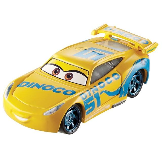 Obrázek produktu Cars 3 Autíčko Dinoco Cruz Ramirez, Mattel DXV71