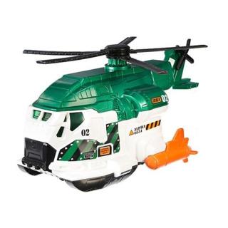 Obrázek 1 produktu Matchbox Velký vrtulník Cloud Chopper, Mattel CGW11