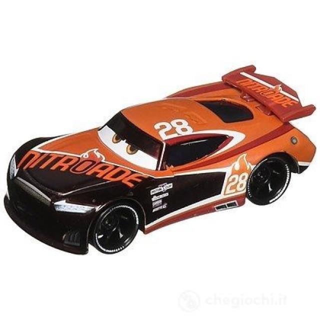 Obrázek produktu Cars 3 Autíčko Tim Treadless, Mattel DXV41