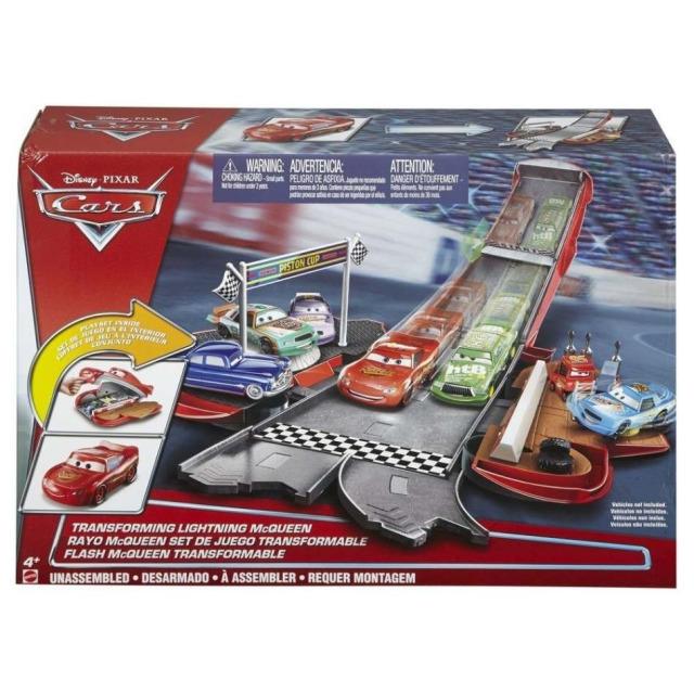 Obrázek produktu Cars Transformující se Blesk MCQueen, Mattel DVF38