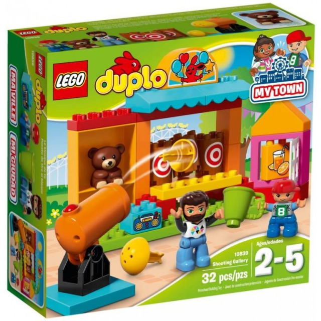 Obrázek produktu LEGO DUPLO 10839 Střelnice