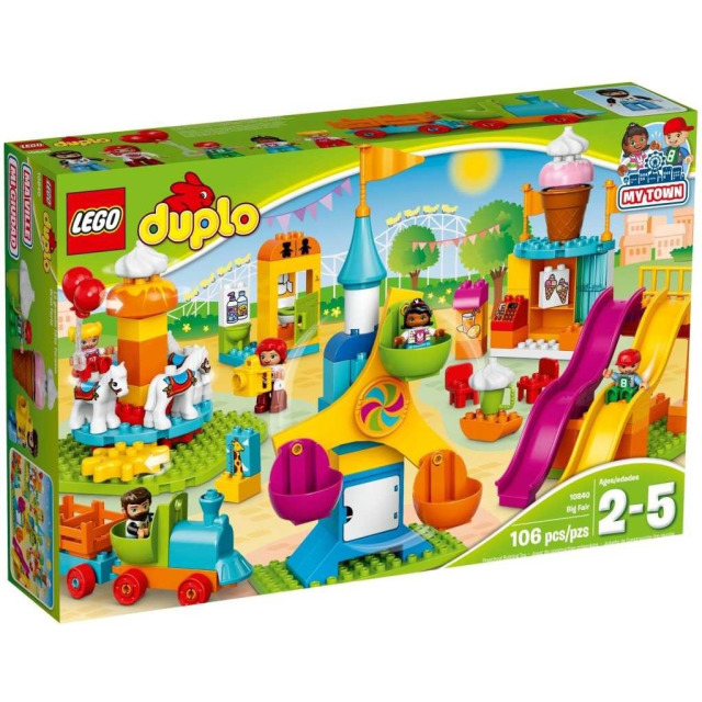 Obrázek produktu LEGO DUPLO 10840 Velká pouť