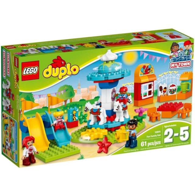 Obrázek produktu LEGO DUPLO 10841 Zábavná rodinná pouť