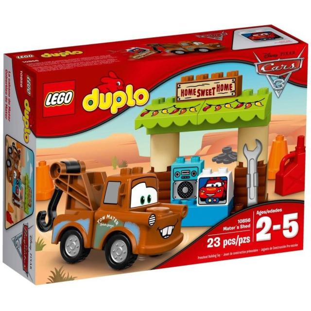 Obrázek produktu LEGO DUPLO 10856 Burákova garáž