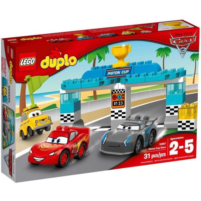 Obrázek produktu LEGO DUPLO 10857 Závod o Zlatý píst
