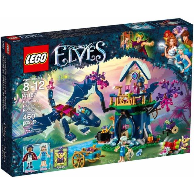 Obrázek produktu LEGO Elves 41187 Rosalyna léčivá skrýš