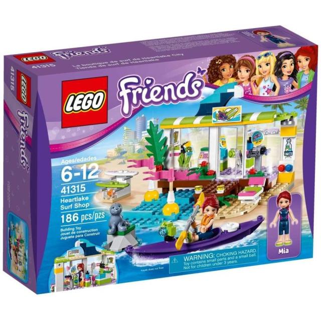 Obrázek produktu LEGO Friends 41315 Surfařské potřeby v Heartlake