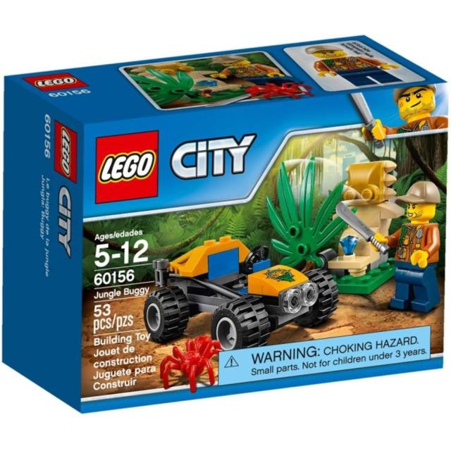 Obrázek produktu LEGO CITY 60156 Bugina do džungle