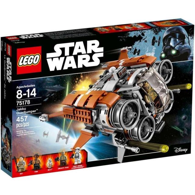 Obrázek produktu LEGO Star Wars 75178 Loď Quadjumper™ z Jakku