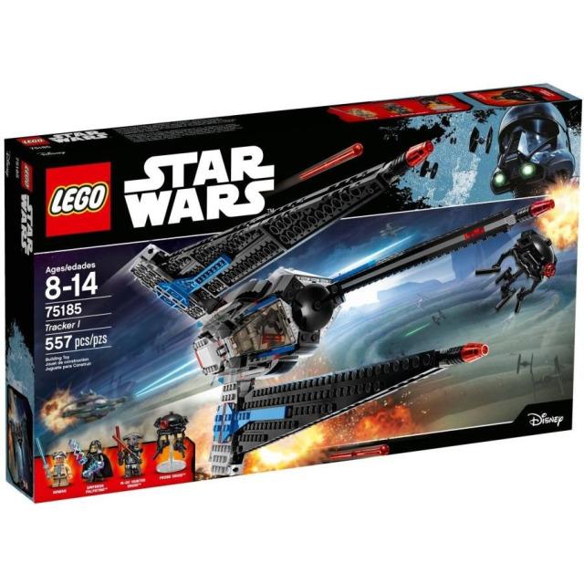 Obrázek produktu LEGO Star Wars 75185 Vesmírná loď Tracker I