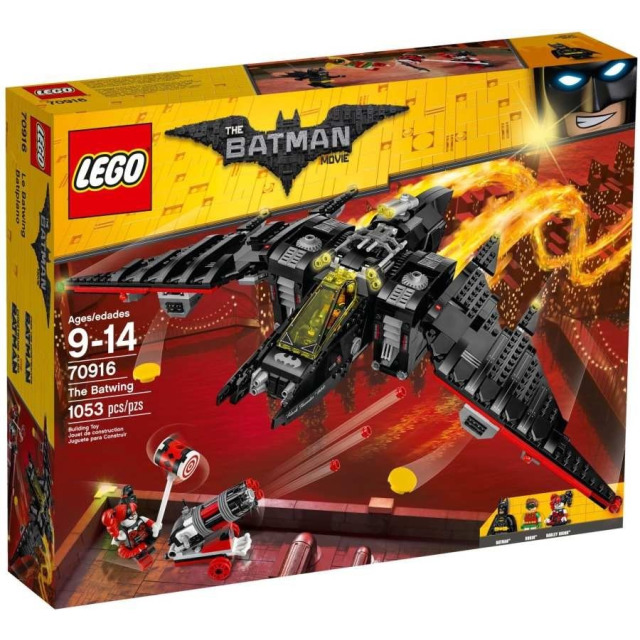 Obrázek produktu LEGO Batman Movie 70916 Batmanovo letadlo