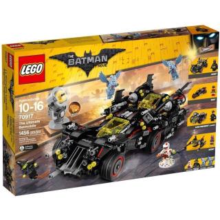 Obrázek 1 produktu LEGO Batman Movie 70917 Úžasný Batmobil