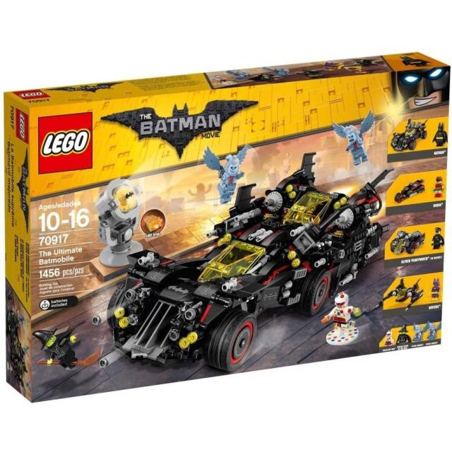 Obrázek produktu LEGO Batman Movie 70917 Úžasný Batmobil