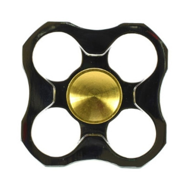 Obrázek produktu Fidget Spinner chrom luxus SQUARE
