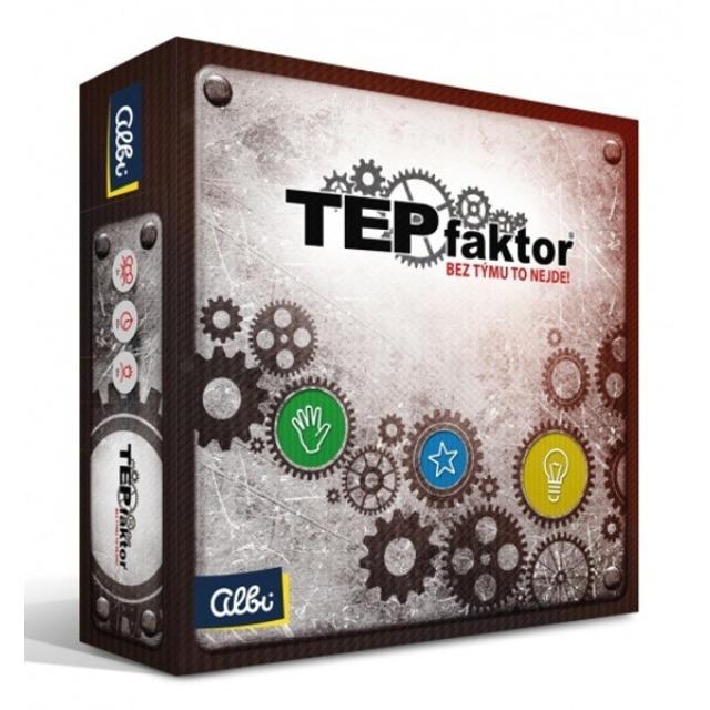Obrázek produktu Albi TEPFAKTOR, Bez týmu to nejde!