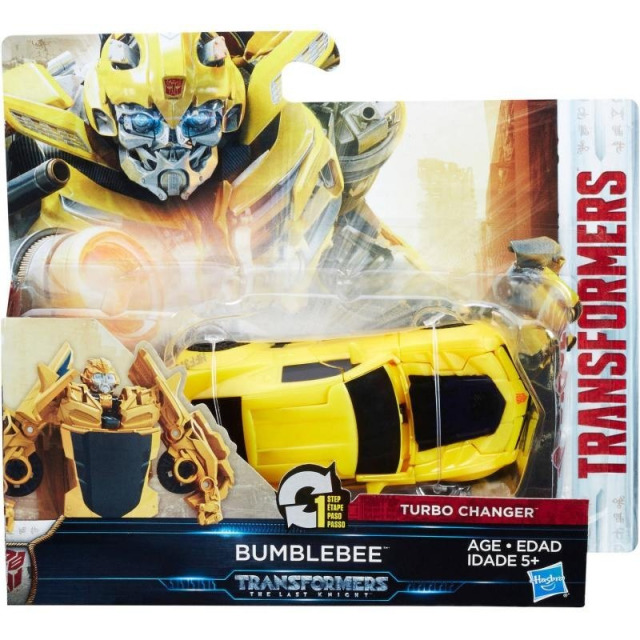 Obrázek produktu Transformers MV5 Turbo Changer BUMBLEBEE