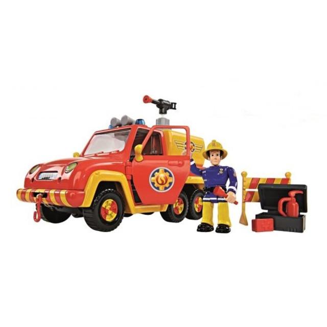 Obrázek produktu Požárník Sam a hasičské auto Venuše 19 cm