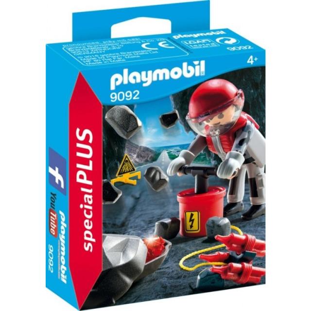 Obrázek produktu Playmobil 9092 Odstřel skal