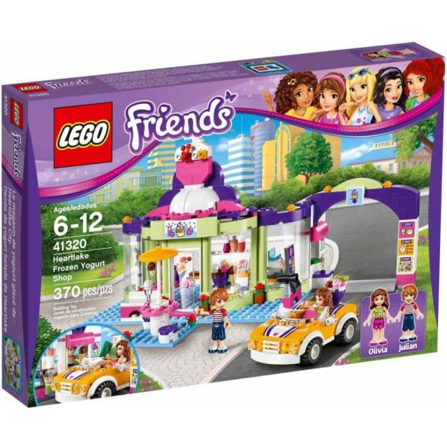 Obrázek produktu LEGO Friends 41320 Obchod se zmraženými jogurty v Heartlake