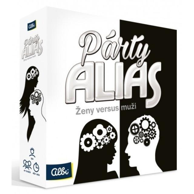 Obrázek produktu Albi Párty Alias Ženy versus Muži