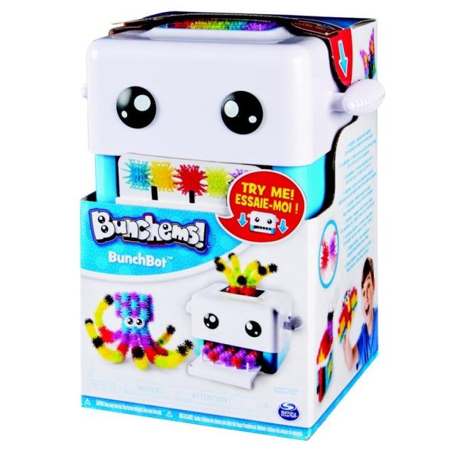 Obrázek produktu Spin Master Bunchems Tiskárna 3D Bunchbot
