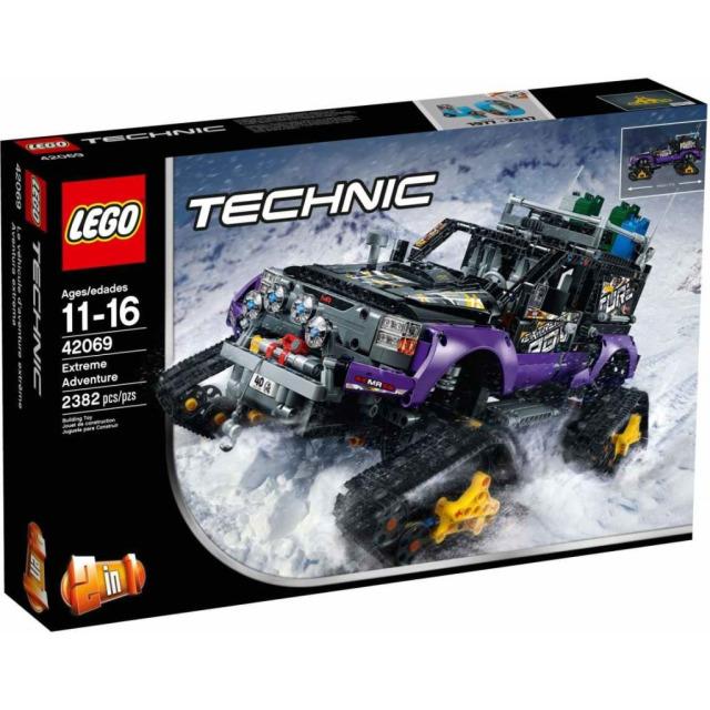 Obrázek produktu LEGO TECHNIC 42069 Extrémní dobrodružství