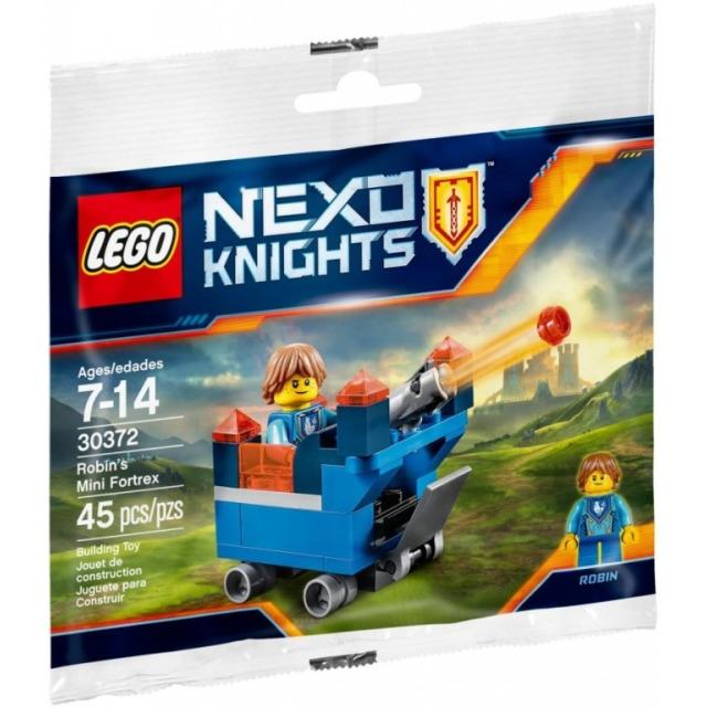 Obrázek produktu LEGO Nexo Knights 30372 Robinova minipevnost