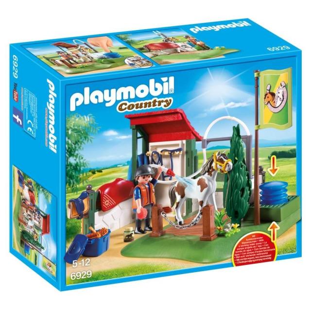 Obrázek produktu Playmobil 6929 Mycí box pro koně