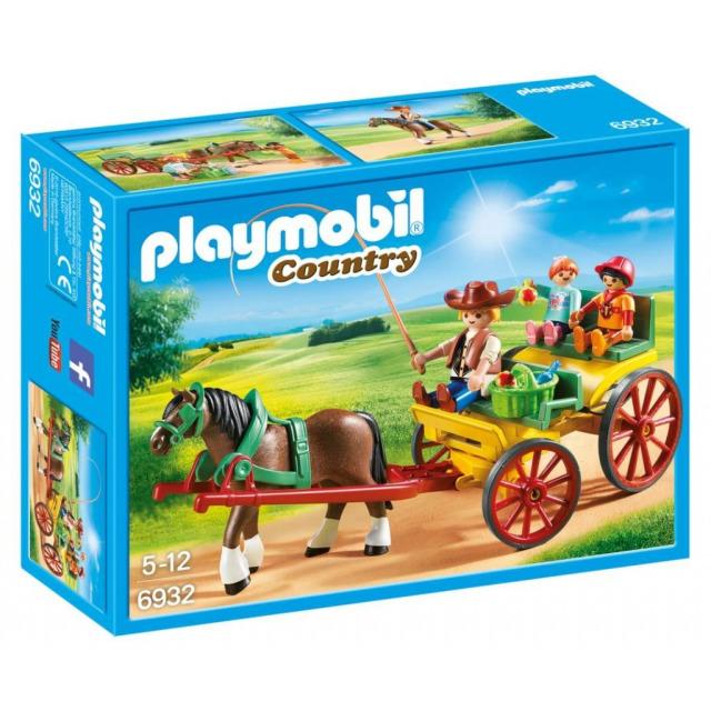 Obrázek produktu Playmobil 6932 Drožka