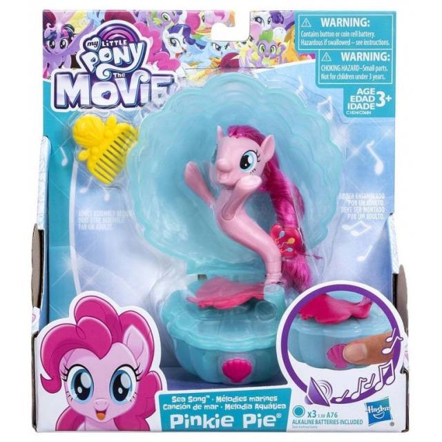 Obrázek produktu MLP My Little Pony Zpívající mořský poník Pinkie Pie