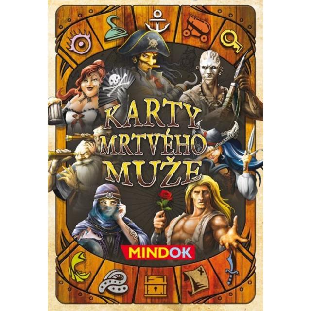 Obrázek produktu Karty mrtvého muže, karetní hra