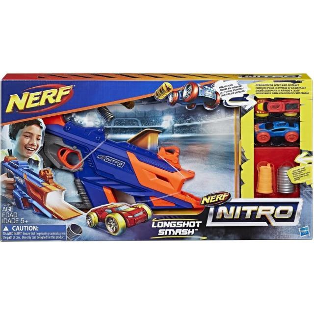 Obrázek produktu NERF Nitro Longshot Smash, Hasbro C0784