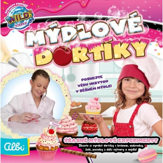 Obrázek produktu Mýdlové dortíky, Albi
