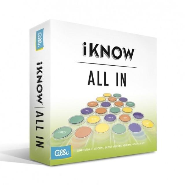 Obrázek produktu iKNOW ALL IN, Albi