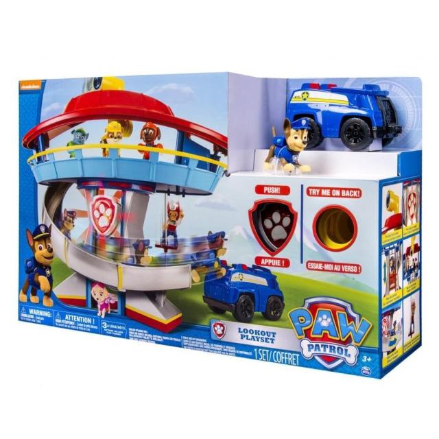 Obrázek produktu Spin Master Tlapková patrola Hlídkovací věž