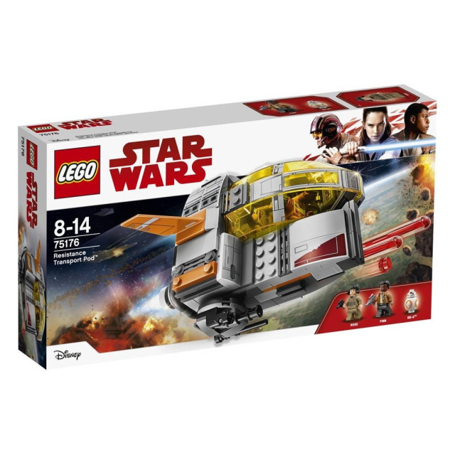 Obrázek produktu LEGO Star Wars 75176 Transportér Odporu