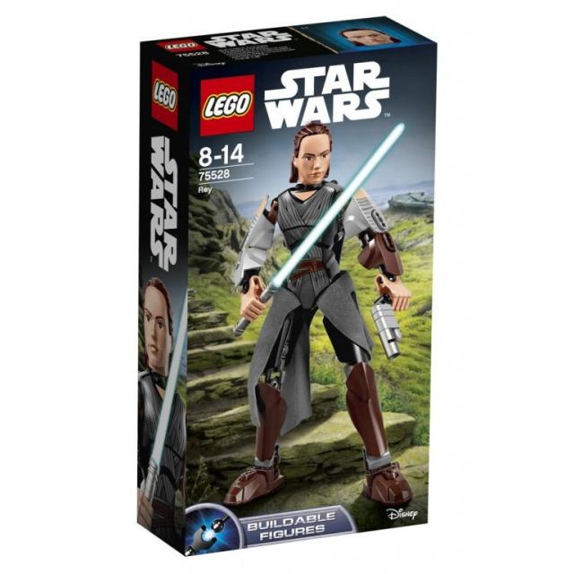 Obrázek produktu LEGO Star Wars 75528 Rey